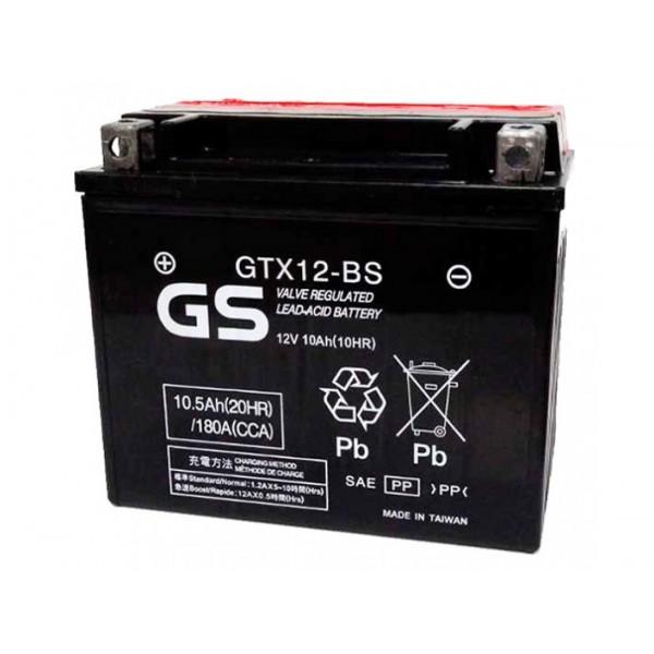 μπαταρια gs taiwan gtx12-bs